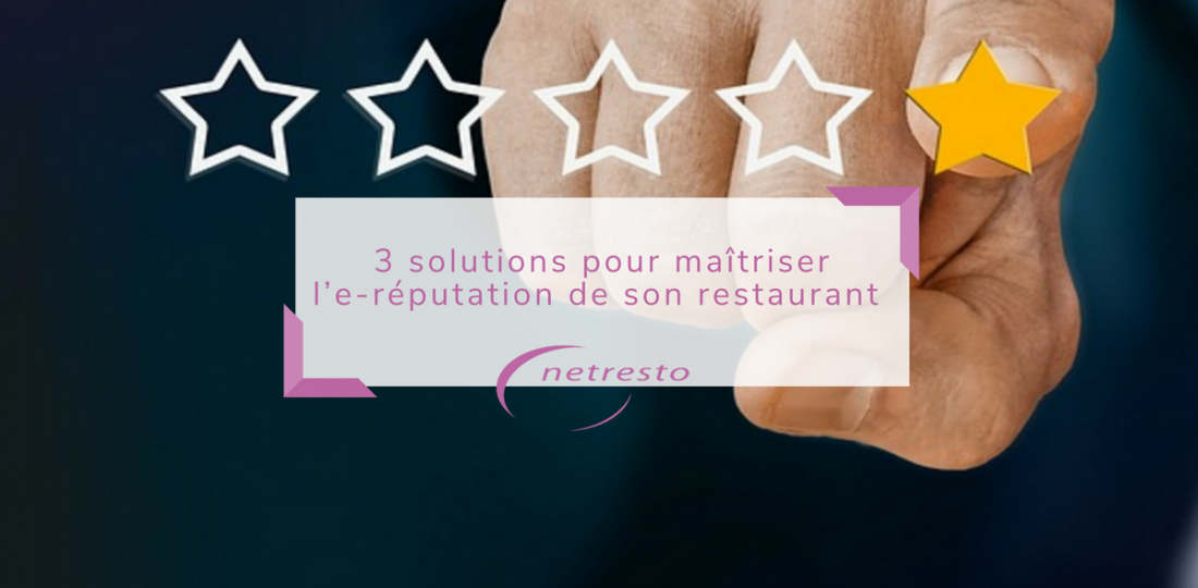 e-reputation restaurant