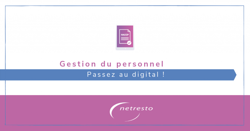 Netresto ressources humaines