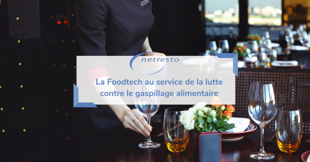 gaspillage alimentaire foodtech